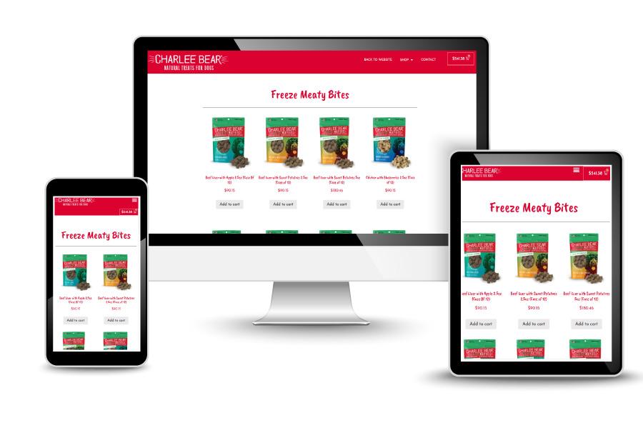 e-commerce websites